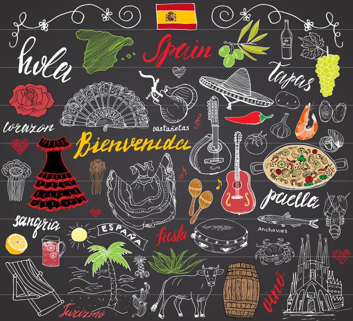 Skojarzenia z Hiszpanią