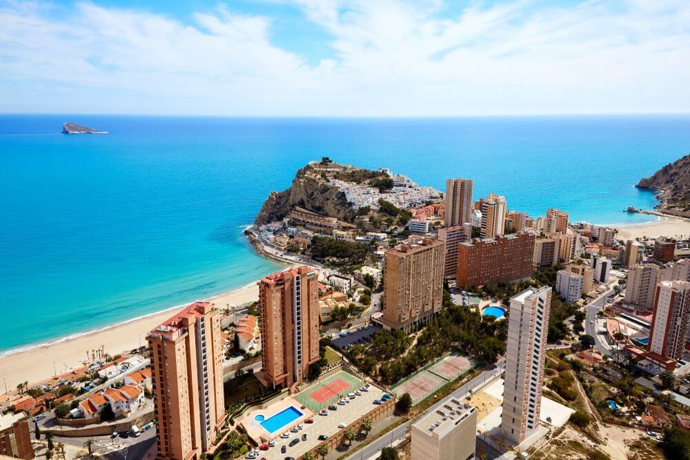 inwestycja w nieruchomości na Costa Blanca