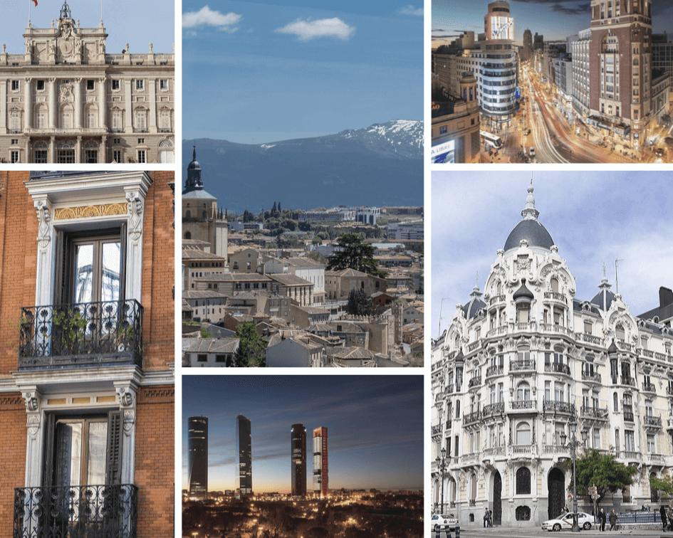 architektura Madrytu